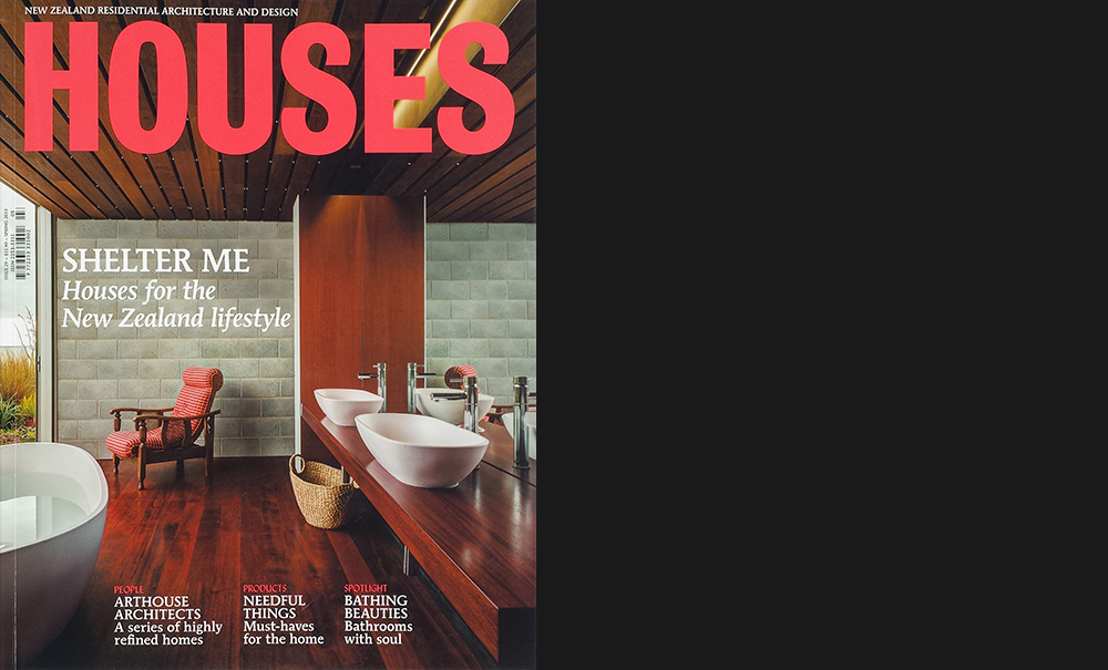 Houses Issue 29 Spring -Cover