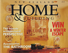 New Zealand Home and Building June July 1993