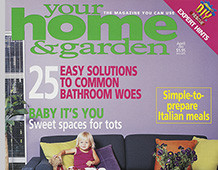 Your Home And Garden April 2002