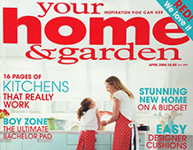 Your Home And Garden April 2006