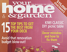 Your Home And Garden Jan 2002