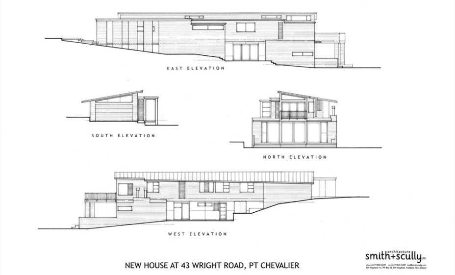 Contemporary-New-House-in-Point-Chevalier-Elevations