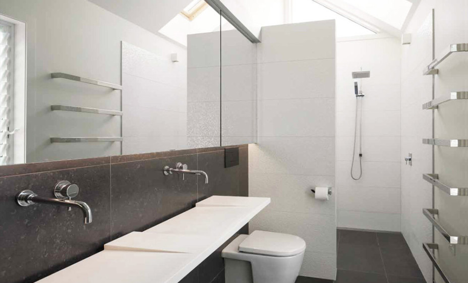 Epsom New House- Bathroom Ensuite