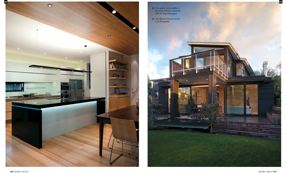 Houses Issue 21 Spring 2011- pages 26-27