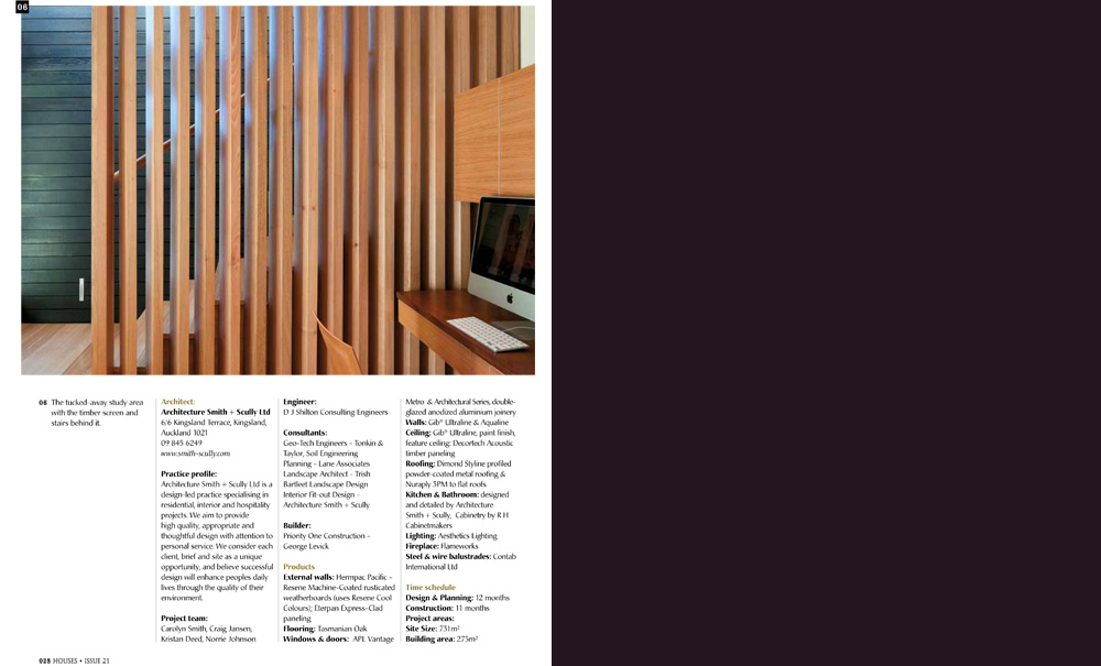 Houses Issue 21 Spring 2011- page 28