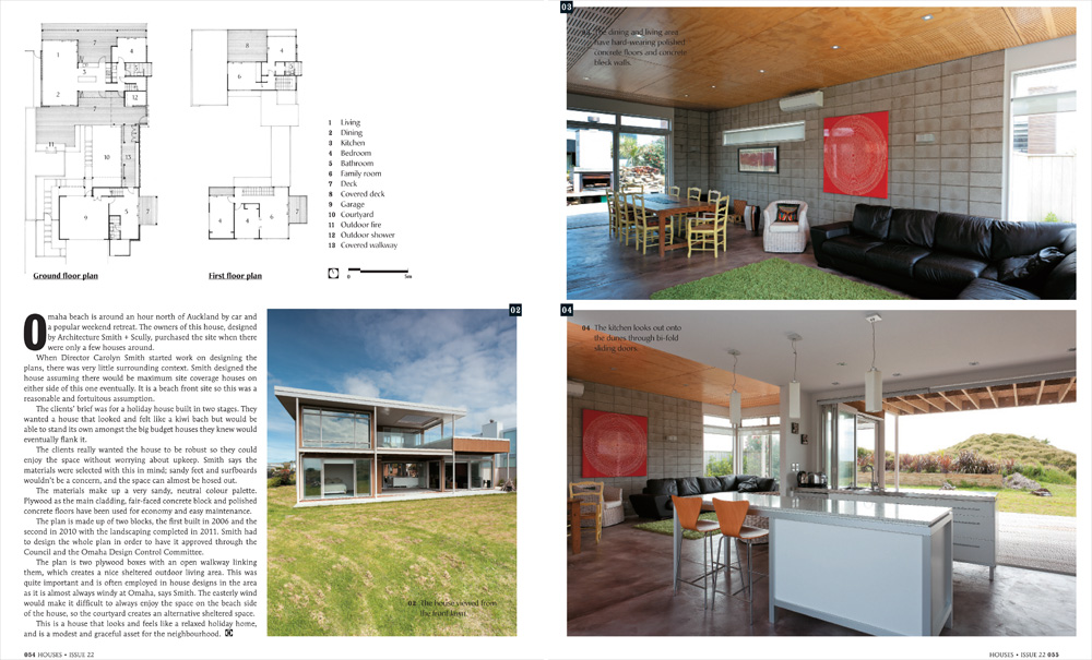 Houses Issue 22 Summer 2011- pages 54-55