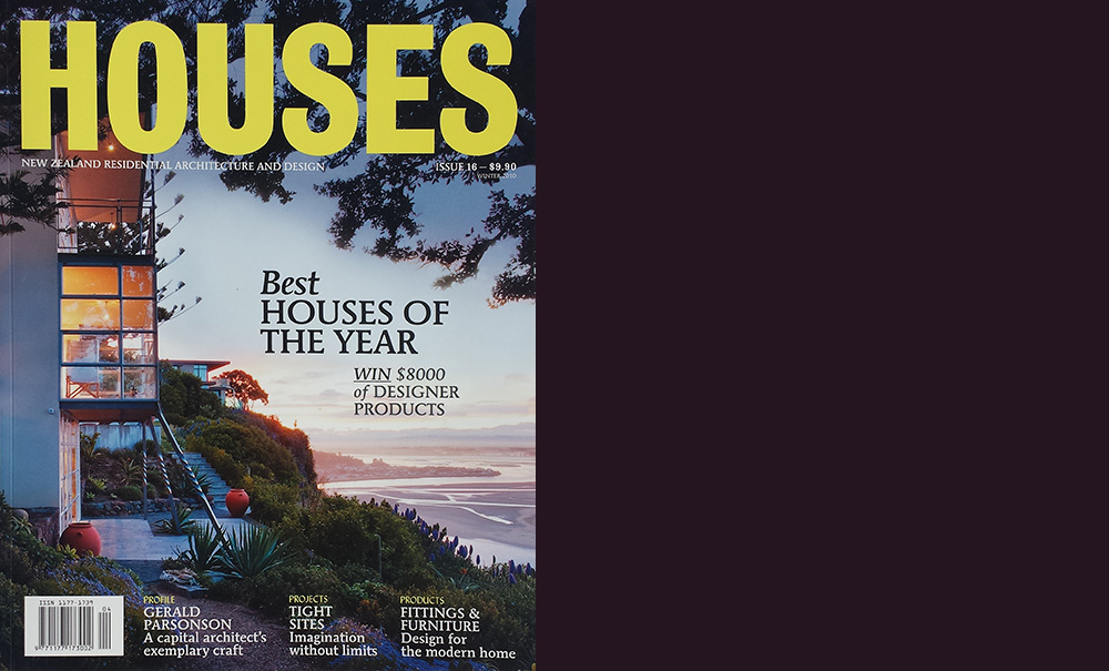 Houses Issue 16 Winter -Cover