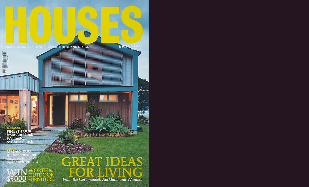 Houses Issue 21 Spring -Cover