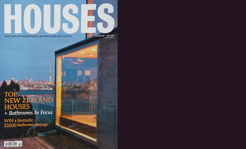 Houses Issue 25 Spring -Cover