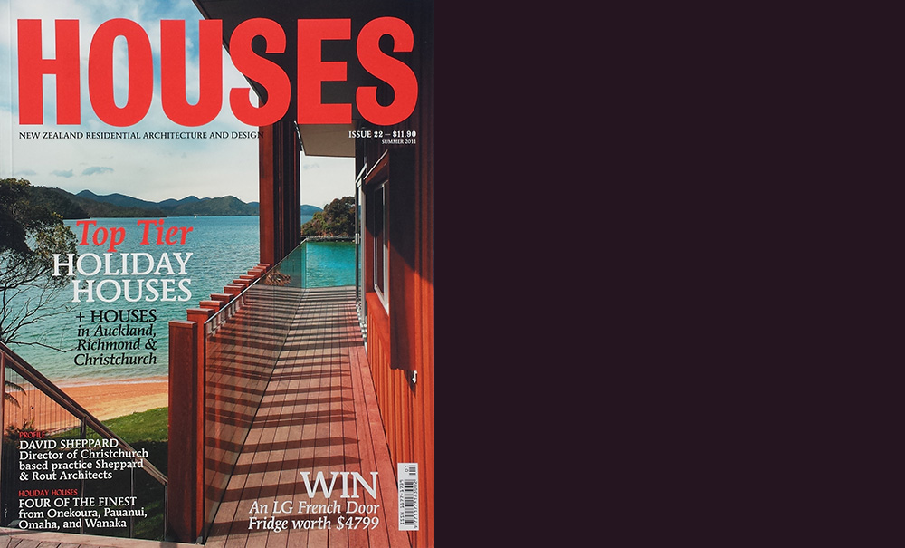 Houses Issue 22 Summer  -Cover