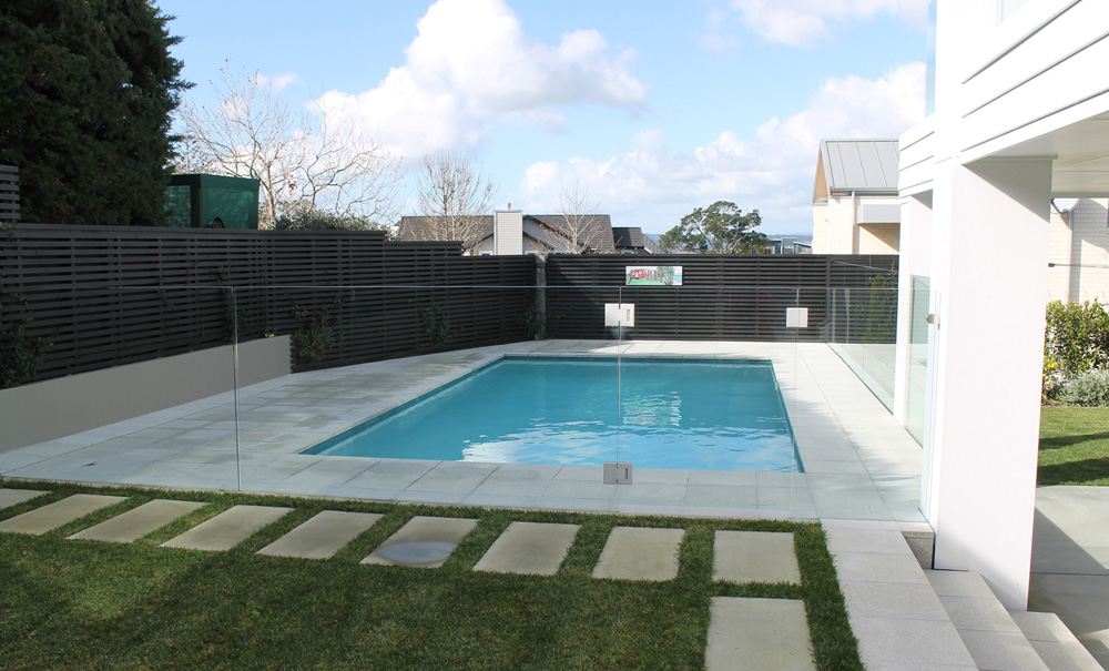 Mellons Bay New House-Pool