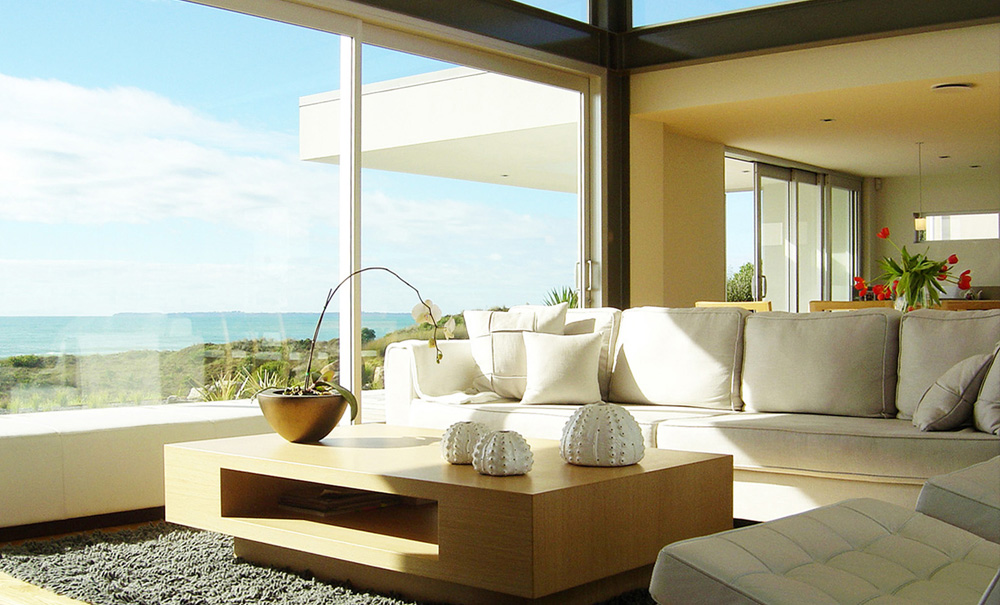 Mt Maunganui Beach House- Lounge