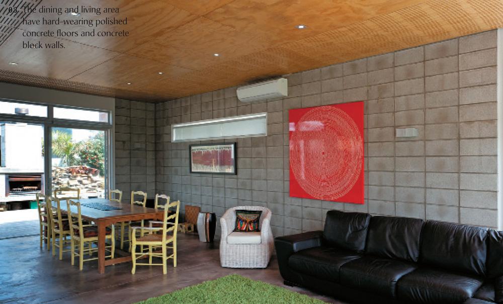 Omaha Beach House- Lounge